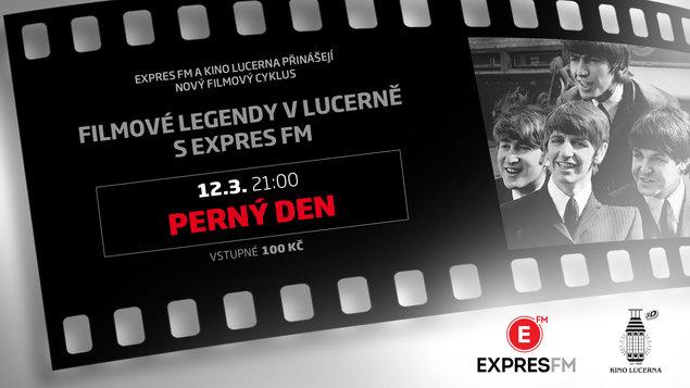 Filmové legendy s Expres FM