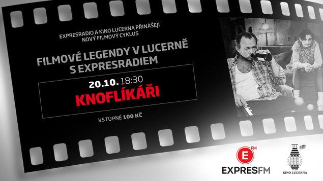 Filmové legendy s Expresradiem