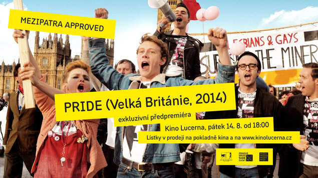 Mezipatra Approved: Pride