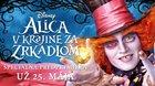 Alica v Krajine za zrkadlom - predpremiéra