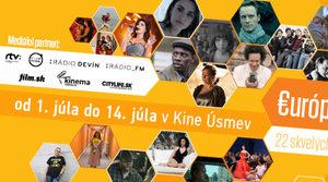 Leto v Kine Úsmev: €urópske filmy za €uro!