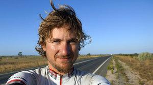 Na ceste okolo sveta na bicykli 2013 - 2016 - Karol Voltemár