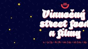 Vianočný street food a filmy v Kine Úsmev