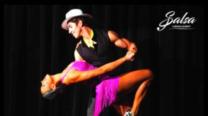 SALSA A BACHATA Workshop