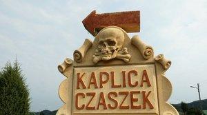 Czermna Kaplica Czaszek - kaple lebek neboli kostnice