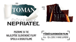 b1cabcd01 Týždeň slovenského film 2019