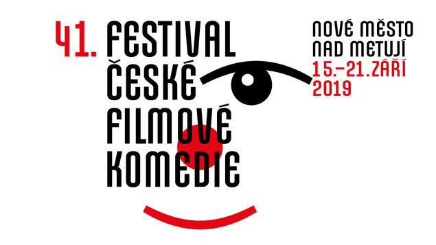 41.festival české filmové komedie - 15. - 21. září 2019