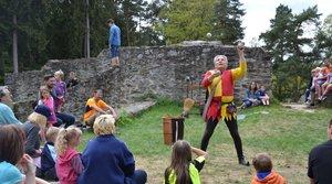 Májová slavnost, Baťův běh  a zahájení turistické sezony