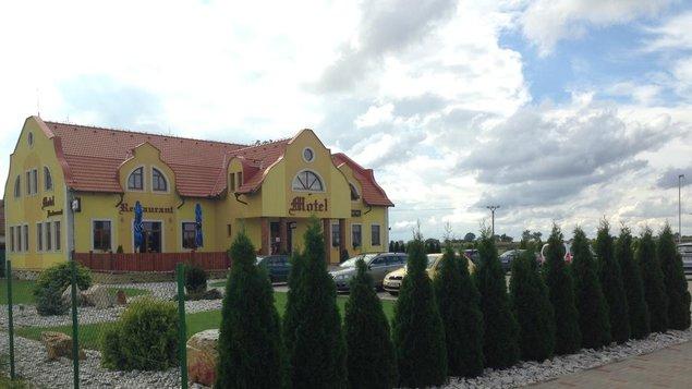 Motel Ard Šarovce