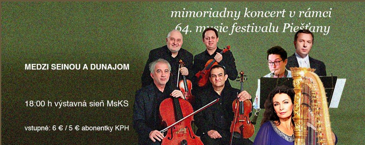 12.6.2019 Moyzesovo kvarteto a hostia