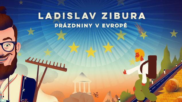 Ladislav Zibura byl v Evropě a povypráví o tom v Přerově!