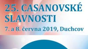 Casanovské slavnosti 2019