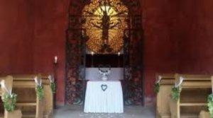 Svatební obřady v Klášterním areálu