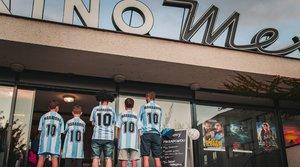 Fotbalový večer s Maradonou - fotogalerie