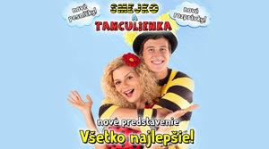 15.10.2019 Smejko a Tanculienka: Všetko najlepšie!