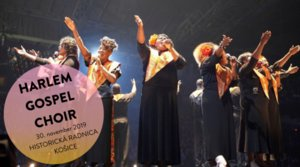 Harlem Gospel Choir - vianočný koncert