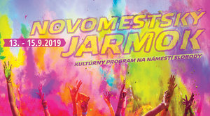 13. - 15.9.2019 Novomestský jarmok