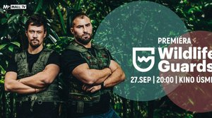 Slovenská premiéra dokumentu Wildlife Guards