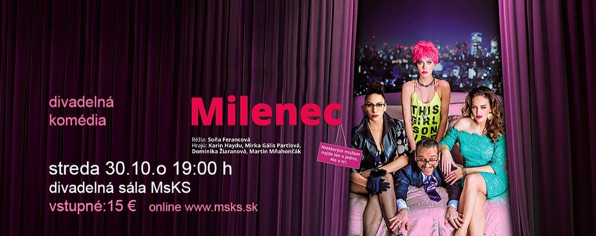 30.10.2019 Milenec