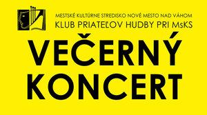14.11.2019 Večerný koncert