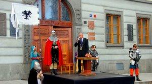 Svatováclavské oslavy 2019
