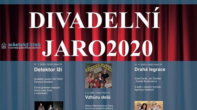 Divadelní jaro 2020