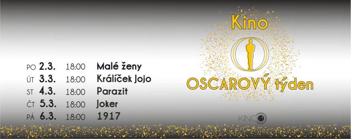 Oscarový týden v Kině O!