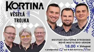 3.12.2019 Kortina & Veselá trojka