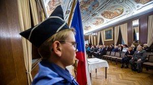 28.Října - Slavnostní předávání ocenění