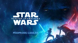 Star Wars: Vzestup Skywalkera předpremiéra 18. 12. v 19:30