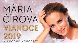 22.12.2019 Mária Čírová (Koncert)