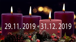 DECEMBER 2019 ADVENTNÝ PROGRAM
