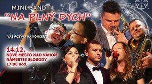 14.12.2019 MINI BAND: NA PLNÝ DYCH