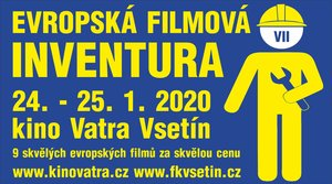 EVROPSKÁ FILMOVÁ INVENTURA 24. - 25. 1.
