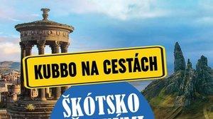 KuBbo na cestách: Škótsko všetkými zmyslami --> presunuté na 11. 9.