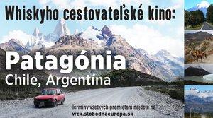 Whiskyho cestovateľské kino v Košiciach: Patagónia