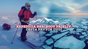 Expedícia Beringov prieliv – Cesta prvých ľudí --> presunuté na 8. 9.