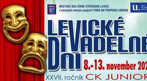 Levické divadelné dni