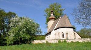 Podlipnické kostely