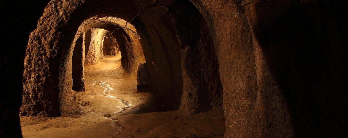 Medieval Underground Structures