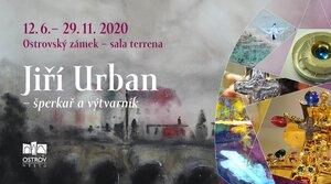 Jiří Urban / světový šperkař, klenotník a restaurátor 12. 6. – 29. 11. 2020