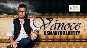 Vstupenky na originální vánoční talkshow Osmanyho Laffity již v prodeji!