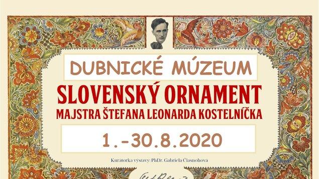 Slovenský ornament