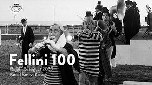 Fellini 100 │ prehliadka filmov Federica Felliniho