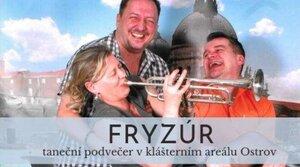 15. července 2020 proběhne v klášterním areálu taneční podvečer s kapelou FRYZÚR