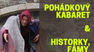 31. července 2020 nás v klášterním areálu čeká Pohádkový kabaret a hraná prohlídka.