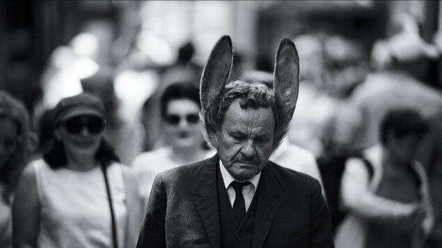 Muž se zaječíma ušima - předpremiera