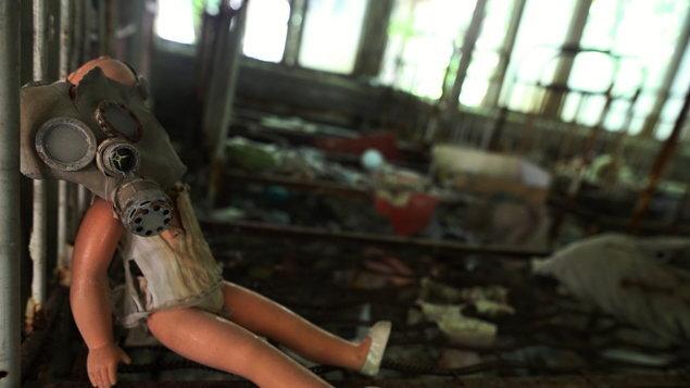 Projekce filmu Černobyl - spící peklo a přednáška Tomáše Kubeše v pondělí 28. září od 18:30 hodin