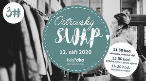 Vytřiďte si svůj šatník na nové kousky! 12. září 2020 je tu Ostrovský SWAP #3