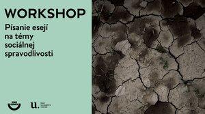Workshop s Dominikou Moravčíkovou